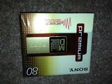 """Sony MINIDISC 80 """"Premium"""" BRAND NEW"""