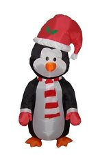 Christmas Inflatable Penguin Yard Outdoor Garden Party Decoration New BZB Goods