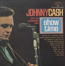 Johnny Cash - 'Showtime' 1969 UK Sun LP. Ex!