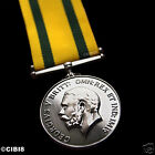 TERRITORIAL FORCE WAR MEDAL FULL SIZE RARE REPRO WW1 FOR CAMPAIGN SERVICE ARMY