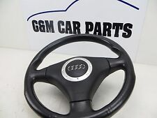 Audi TT 8n Steering Wheel Black Leather