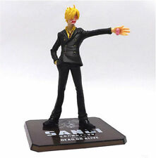 One Piece Anime New World Sanji Figuarts Zero 5.9in Figure New in Box