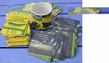 Lot de plus de 130 sous-bocks de bière collector FC Nantes 2000-2001,