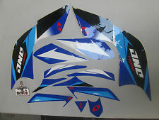 YAMAHA YFM700 2006-2012 Quad One Industries Delta graphics decal kit 1G35