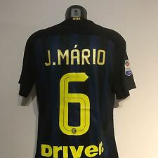 MAGLIA JERSEY TRIKOT  INTER J.MARIO    HOME  2017  PLAYER