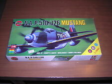 Scatola AIRFIX del N.A. P51D Mustang