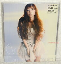 Namie Amuro Go Round / YEAH-OH Taiwan CD only