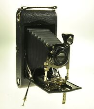 Black Kodak IIIA 3A Model C Folding Camera