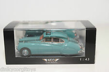 . NEO 43140 JAGUAR MK VII MARK VII GREEN MINT BOXED
