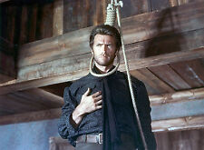 PHOTO LE BON, LA BRUTE ET LE TRUAND -  CLINT EASTWOOD - 11X15 CM  # 1