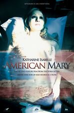 AMERICAN MARY poster KATHARINE ISABELLE poster (b)  : 11 x 17 inches HORROR