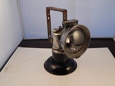 Antique Oxweld Railroad Carbide Lantern TRAIN Lamp Miners complete & working