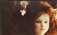 PHOTO POUPEE DOLL PUPPE HELOISE 1989