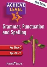 Achieve Grammar, Punctuation and Spelling Revision: Level 5 Very Good Book