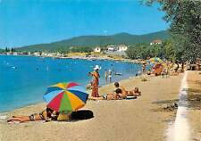 Greece Pelion Sykia The beach in the back-ground Gatsea