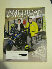 July 2014 American Motorcyclist Magazine, Touring Mount Rainer (BD-16)