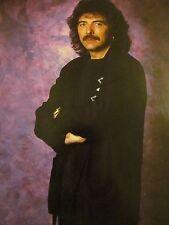 Tony Iommi, Black Sabbath, Full Page Pinup