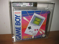 Original Nintendo Game Boy VGA 85+ - Brand New - PAL-UK - Gameboy Sealed Snes