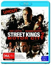 Street Kings 2 Blu-ray Discs NEW