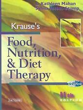 Krause's Food, Nutrition and Diet Therapy, L. Kathleen Mahan, Sylvia Escott-Stum