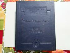 Industrial Training Institute TV and Radio Technical Training 1950 1-29 Lessons