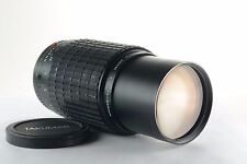 X178 - Takumar-A zoom 70-200mm f/4 Pentax-K Manual Focus Lens -Good