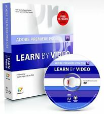 Learn by Video: Adobe Premiere Pro CS5 by Jan Ozer, Video2brain Staff and...