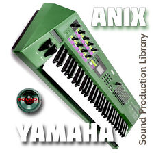 YAMAHA AN1X THE very Best of - HUGE Original 24bit WAVE Samples Library on CD