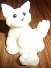 Quarry Critters Clyde the Cat Figurine Second Nature Design
