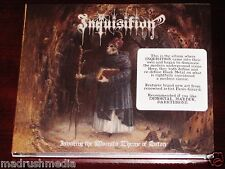 Inquisition: Invoking The Majestic Throne Of Satan CD 2015 SOM 338D Digipak NEW