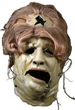 Halloween THE TEXAS CHAINSAW MASSACRE LEATHERFACE 1974 GRANDMA Mask PRE-ORDER