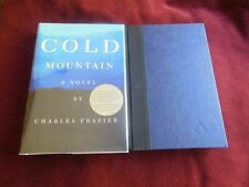 CHARLES FRAZIER - COLD MOUNTAIN - 1ST PRINTING
