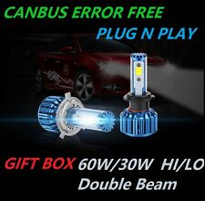 Plug n Play CANBUS LED Hi/Lo Kit for FORD ORION Mk II AFF 12/85-07/90 F600JD