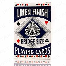FULL DECK PLAYING CARDS Classic Casino Games Poker Bridge Blackjack Magic Trick