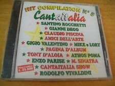 HIT COMPILATION N 5 CANTAITALIA CD SIGILLATO SANTINO ROCCHETTI GIANNI DEGO