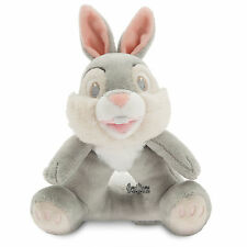 NEW Thumper Bunny Plush Toy Rattle for Baby Disney Store Nursery Shower Gift