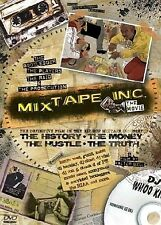 Mixtape Inc - The Movie (DVD, 2006) Hip Hop Ron G, Dj Red Alert, KID CAPRI (NEW)
