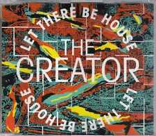The Creator - Let There Be House - CDM - 1993 - Eurohouse House Oliver Momm