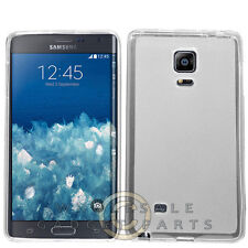 Samsung Galaxy Note Edge Candy Skin Clear Cover Shell Protector Guard Shield