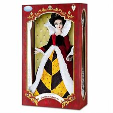"""Disney Limited Edition Queen Of Hearts 17"""" Doll LE 500 from Alice in Wonderland"""