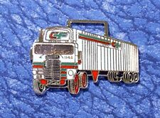 C F Consolidate Freight Semi-Truck Tractor Trailer Trucking Watch Fob