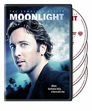 NEW Moonlight: The Complete Series (DVD)