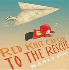 Red Knit Cap Girl To The Rescue, New, Stoop, Naoko Book