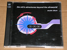 THE ORB'S ADVENTURES BEYOND THE WORLD - 2 x CD COME NUOVO (MINT)
