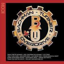 BACHMAN-TURNER OVERDRIVE CD ICON-THE BEST OF BRAND NEW SEALED
