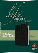 Life Application Study Bible (2006, Bonded Leather, Large Type)
