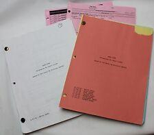 Dear John * 2008 2x Movie Script Screenplays *  Channing Tatum, Romantic Drama