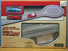 Lemax Village Classic Car Set With 2-Way Road Pattern**FREE SHIPPING!!