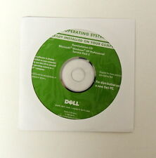 Microsoft Windows XP Professional SP2 Full Version CD & Product Key w/ COA