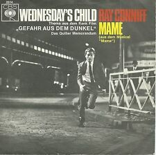 "Ray Conniff - Wednesday's Child / Mame: Soundtrack Songs (7"" Vinyl-Single 1966)"